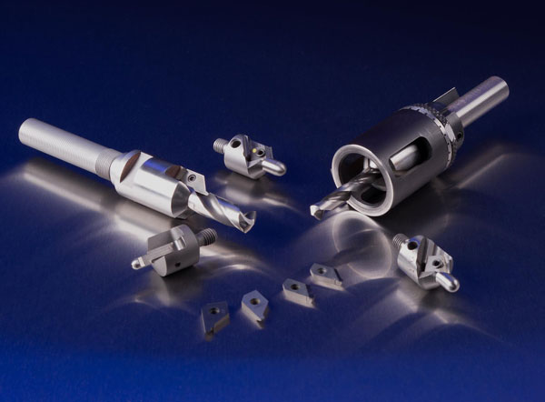 PCD / Carbide Countersink Inserts